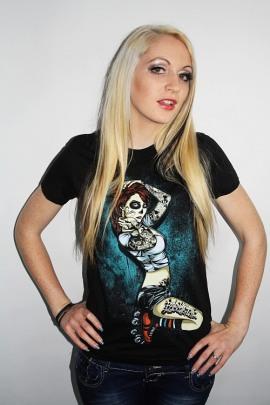 Barmetal Girlie Underground Skater