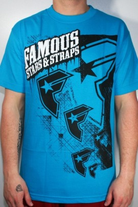 Famous Stars and Straps Shirt Hatcher