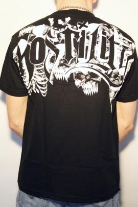 Hostility Shirt Abyss schwarz