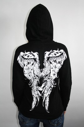 Metal Mulisha Hoodie Over The Top