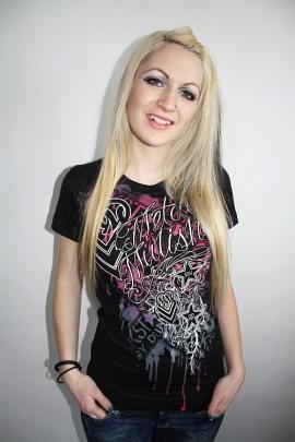 Metal Mulisha Girlie Rockstar Energy Undertone