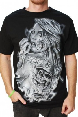 Metal Mulisha Shirt Piece