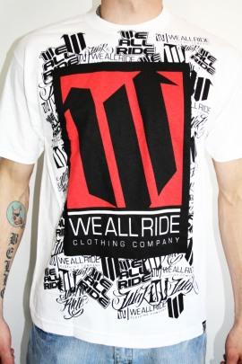 WAR MX Shirt Legal weiss