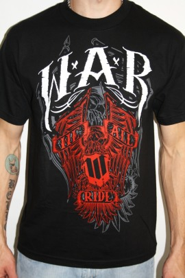 WAR MX Shirt Sworn Eagle