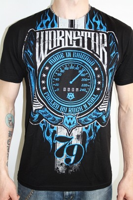 Wornstar Shirt Fuel