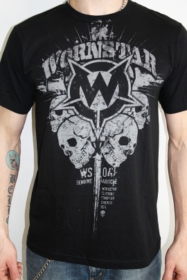 Wornstar Shirt Cross