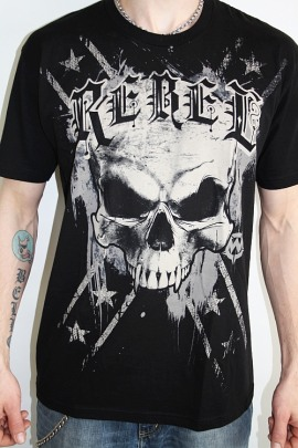 Wornstar Shirt Rebel