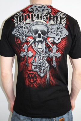 Wornstar Shirt Resurrection