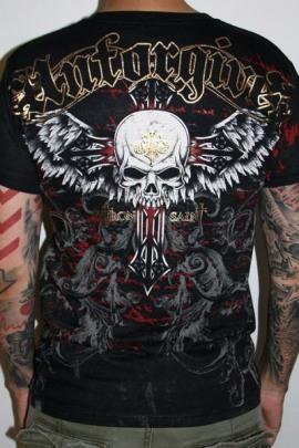 Xzavier Shirt Unforgiven