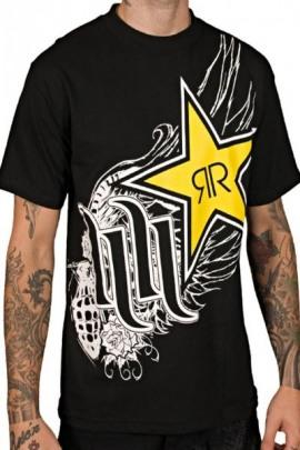 Hart and Huntington Shirt Big Time Rockstar Energy