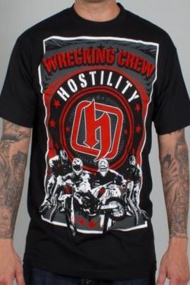 Hostility Shirt Crew
