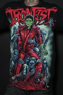 Iron Fist Shirt Thrillseekers