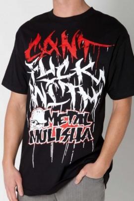 Metal Mulisha Shirt CFW schwarz