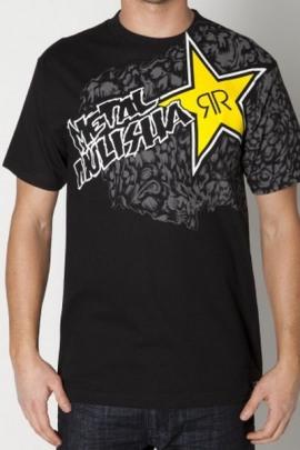 Metal Mulisha Shirt Rockstar Membrane
