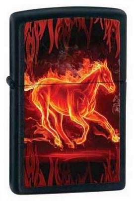 Zippo Fire Horse