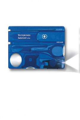 Victorinox Swiss Card Light T2 Saphir
