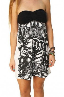 Metal Mulisha Dress Taryn