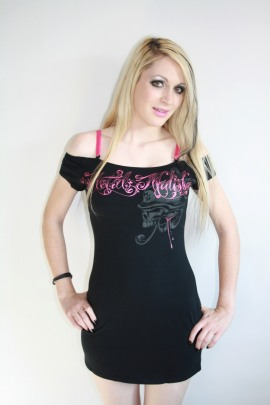 Metal Mulisha Dress Dali