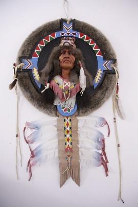 Traumfänger Indianer Handgemacht