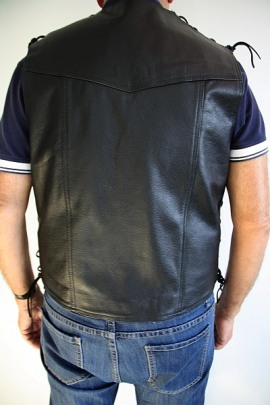 Gilet Hard Leather Stuff