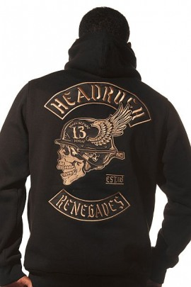 Headrush Hoody