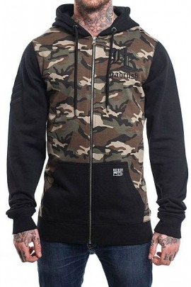 Headrush Hoody Camo