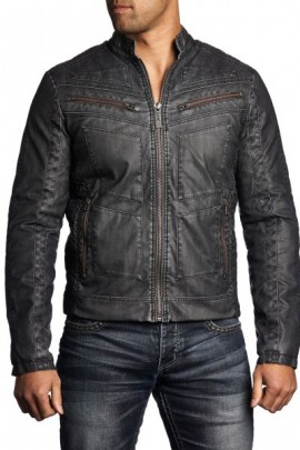 Affliction Jacke Two Pistons