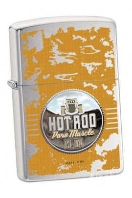 Zippo Hot Rod Pure Muscle US Car