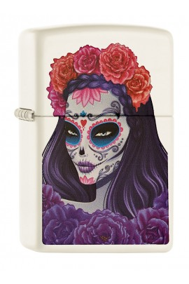 Zippo Dia De Los Muertos Day of the Dead