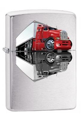 Zippo Red Truck