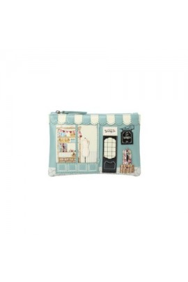 Vendula London Sewing Shop Zipper Coin Purse