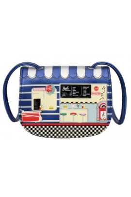 Vendula London Diner Purse Bag
