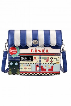 Vendula London Diner Box Bag