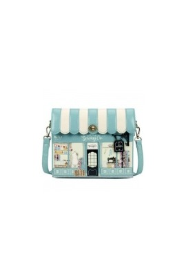 Vendula London Sewing Shop Box Bag