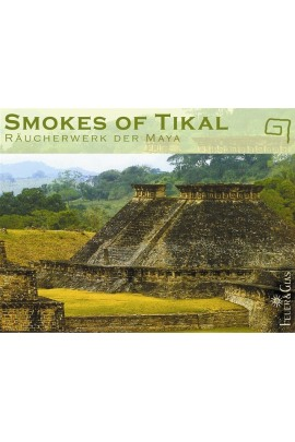 Räucherkasten Smokes of  Tikal Feuer und Glas