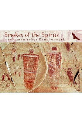 Räucherkasten Smokes of  the Spirits Feuer und Glas