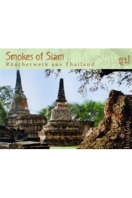 Räucherkasten Smokes of Siam Feuer und Glas