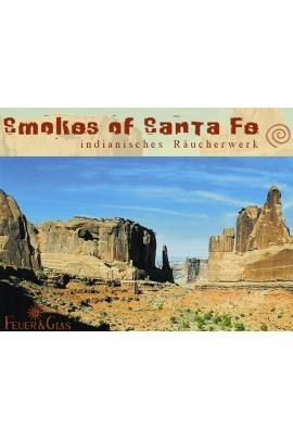 Räucherkasten Smokes of  Santa Fe Feuer und Glas