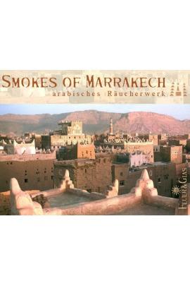 Räucherkasten Smokes of  Marrakech Feuer und Glas
