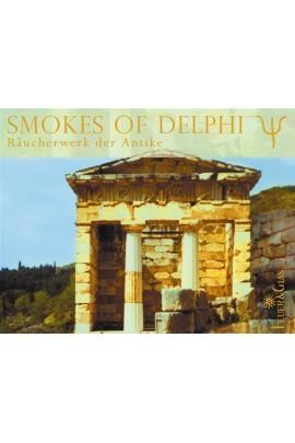 Räucherkasten Smokes of  Delphi Feuer und Glas
