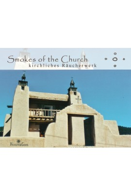 Räucherkasten Smokes of  the Church Feuer und Glas