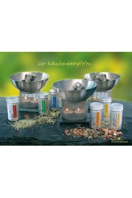 Räuchermischung Vanilla Spice Feuer und Glas