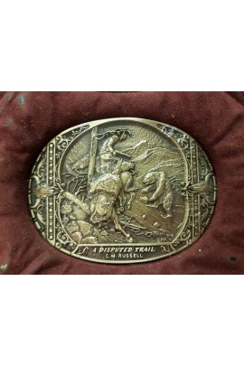Visions of the Old West offered by Award Design Medals