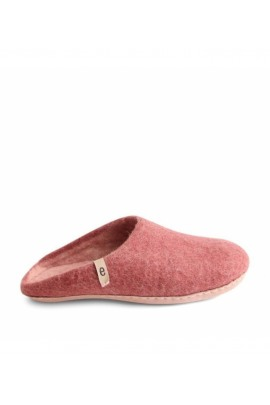 Egos Slipper Rusty Red