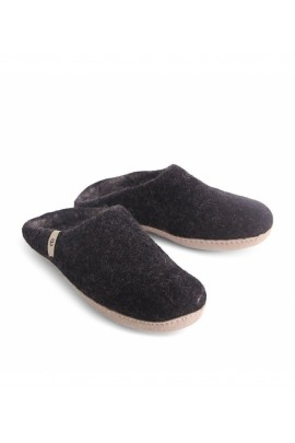 Egos Slipper Black