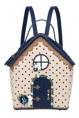 Vendula London Birdhouse Backpack Bag