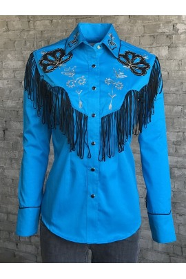 Rockmount Ranch Wear Westernhemd Damen