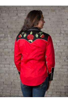 Rockmount Ranch Wear Westernhemd Damen