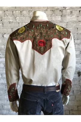 Rockmount Ranch Wear Westernhemd Herren Embroidery
