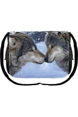 Tasche Wolf